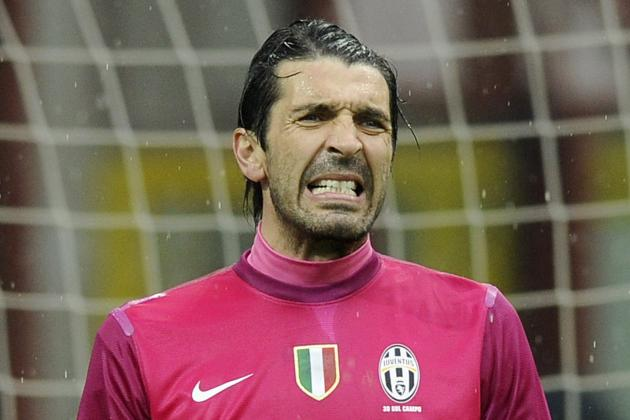 'It's Not Easy Being Buffon'