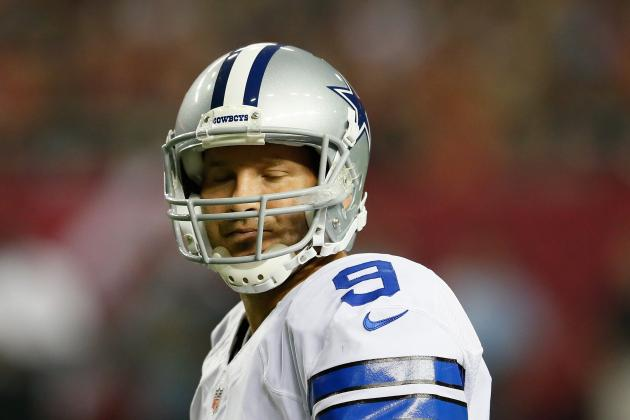 Tony Romo, Cowboys