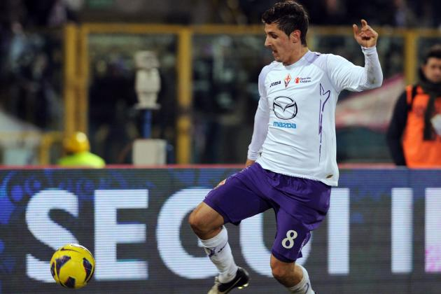 Arsenal Transfer Rumors: Latest on Stevan Jovetic, Adrian Lopez and More Buzz