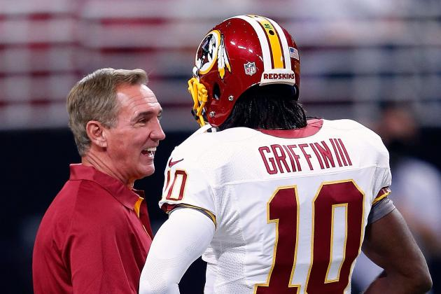 "Shanahan: RG3 Will ""set a Record"" for Recovery from Knee Surgery"