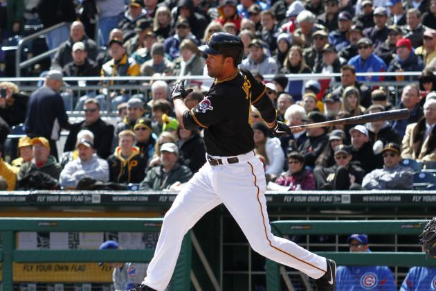 Pittsburgh Pirates Need to Improve Approach at the Plate