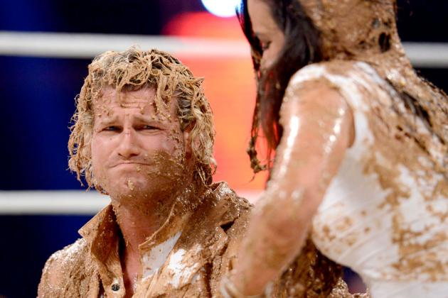 Dolph Ziggler Talks About Frustration with His Spot in the WWE