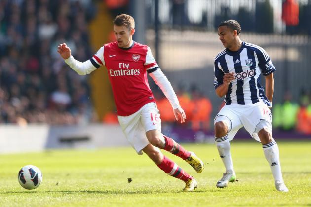 West Brom vs. Arsenal: Score, Grades and Post-Match Reaction