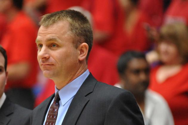 Arizona Assistant James Whitford Hired as Head Coach at Ball State