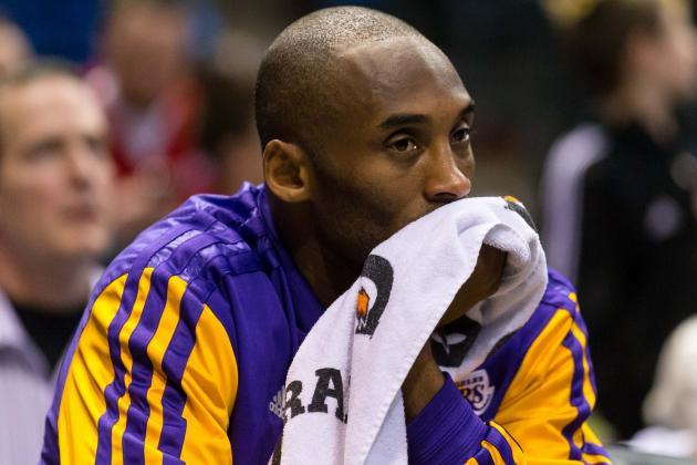 Kobe Bryant Admits He's a Little Weary