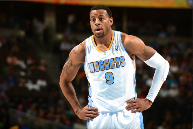 Andre Iguodala Needs Denver Nuggets as Much as They Need Him