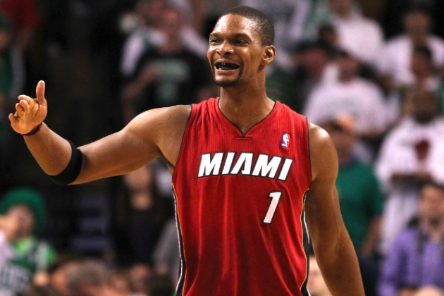 Chris Bosh's Value to Miami Heat Playoff Run Won't Show Up in Box Score