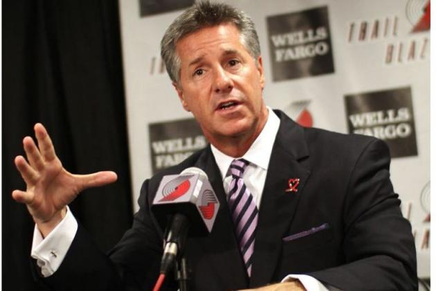 Blazers' Neil Olshey Answers Questions About the Team