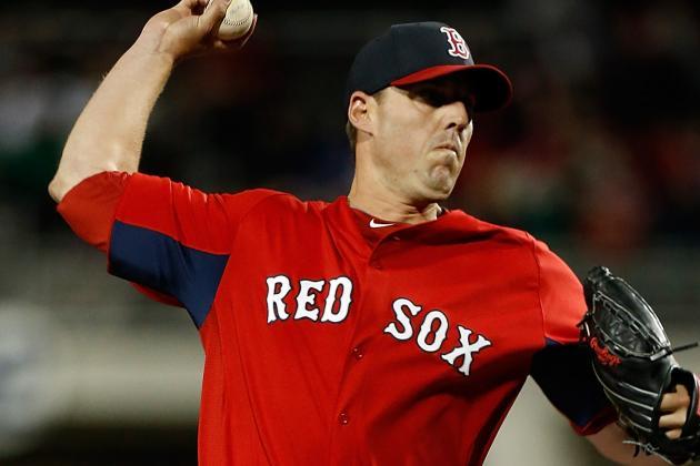 ESPN Gamecast: Red Sox vs Blue Jays