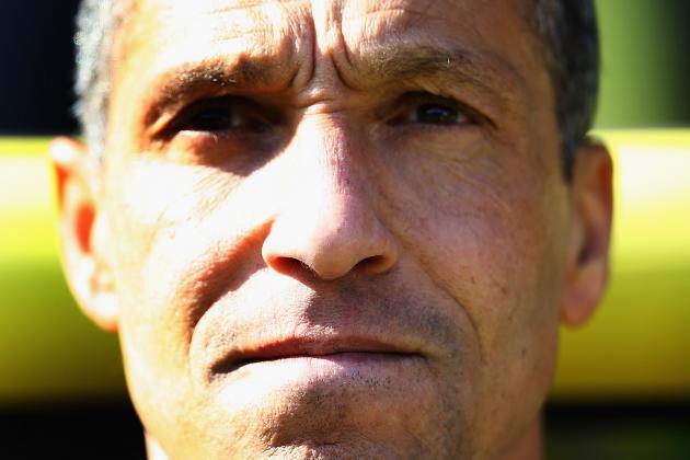 Premier League: Norwichs Chris Hughton wants endeavour after Swansea draw