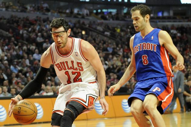 Chicago Bulls vs. Detroit Pistons: Preview, Analysis and Predictions