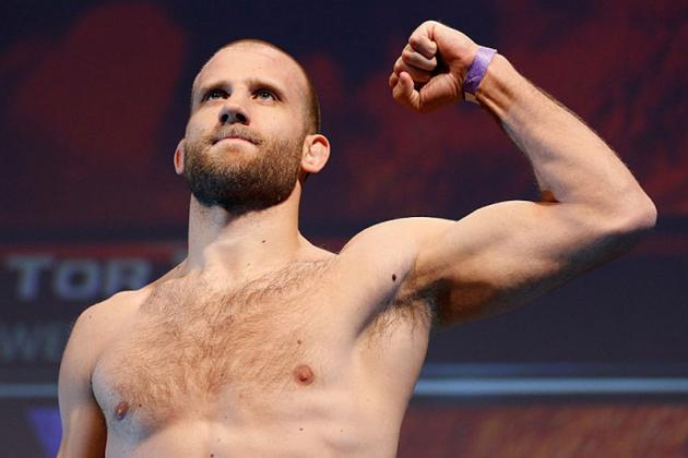 UFC on Fuel 9 Results: TUF 17's Tor Troeng Submits Adam Cella in UFC Debut