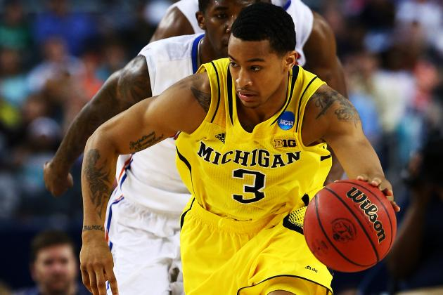 Trey Burke: U-M's Guard Has Earned Player of the Year Honors