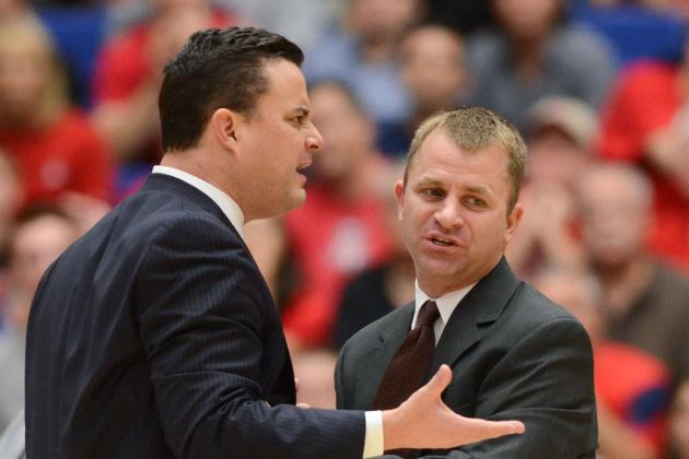 Arizona Assistant James Whitford Takes Head Coaching Job at Ball State