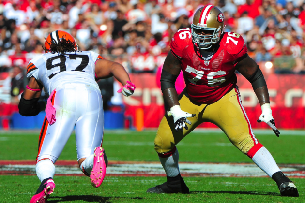 San Francisco 49ers: What Anthony Davis' Extension Means for the 49ers