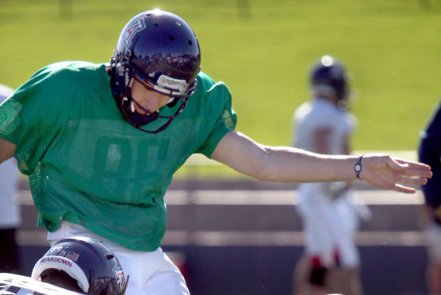 Arizona Football: Mental Game Is Challenge for Arizona Kicker