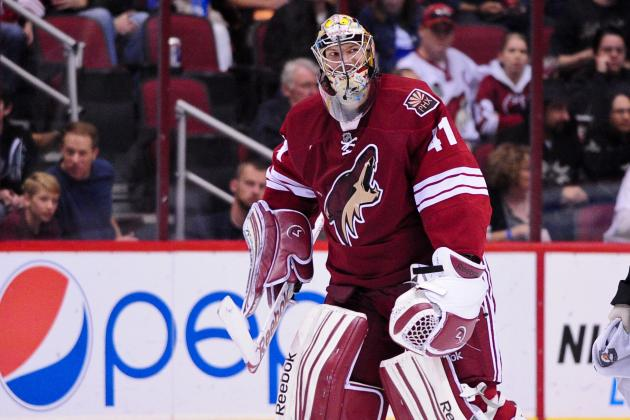 Mike Smith Returns vs. Avalanche Tonight After 6 Game Absence