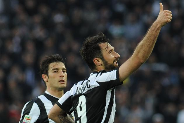 Result: Juventus See off 10-Man Pescara