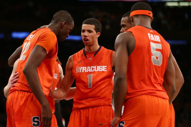 Syracuse Basketball: Offensive Keys to Beating Michigan in Final Four