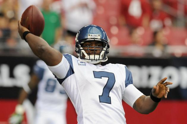 Branch Has High Praise for Tarvaris Jackson