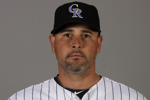Report: Dodgers Acquire Catcher Ramon Hernandez from Rockies