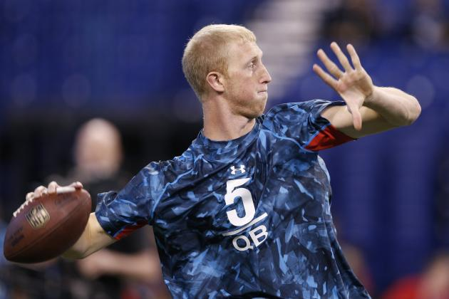 At Least One NFL Draft Analyst Likes Mike Glennon over Geno Smith