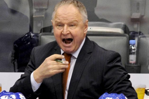 Randy Carlyle Provides Bizarre Analysis on Cause of Concussions