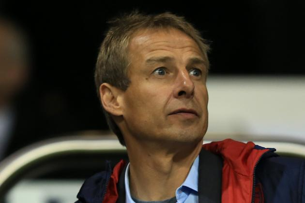 Klinsmann Open to Staying with US After World Cup