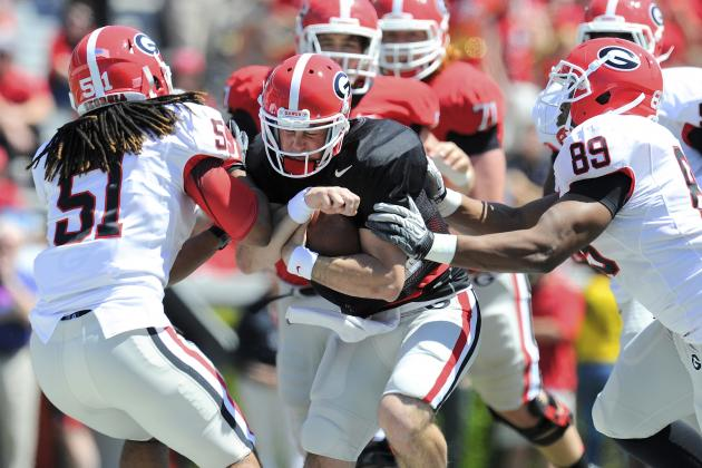 Georgia Spring Game 2013: Recap, Grades and Analysis