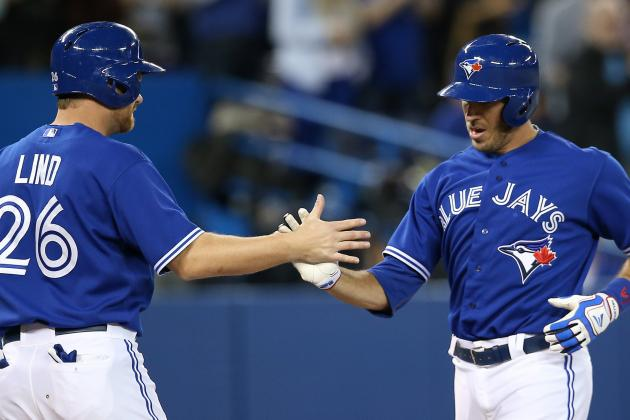 Blue Jays Two-Hit Red Sox in 5-0 Shutout