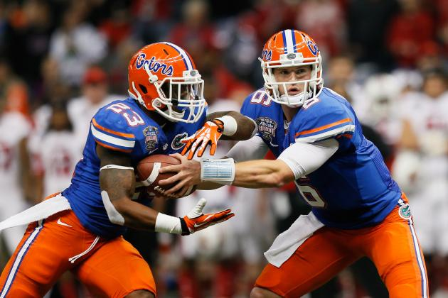 2013 Florida Gators Orange & Blue Debut Preview