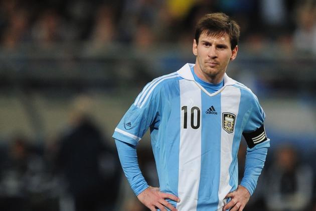 'Messi Lacks Heart'