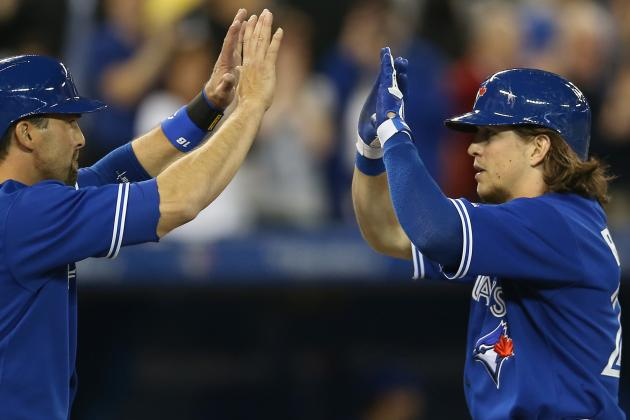 Blue Jays Shut out Red Sox