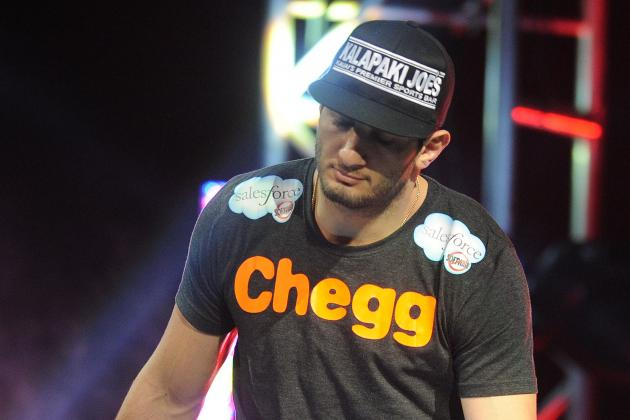 UFC on Fuel 9: 5 Fights to Make After Mousasi vs. Latifi