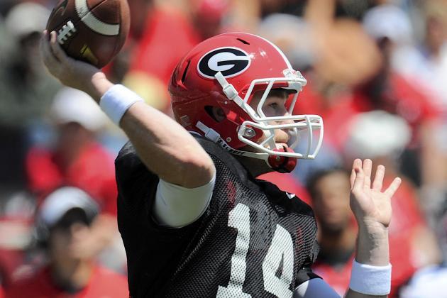 Georgia Football: Is Hutson Mason Ready to Be Aaron Murray's Heir Apparent?
