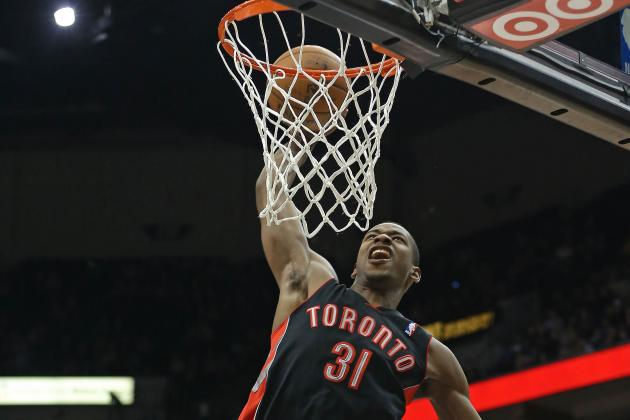 Terrence Ross Throws Down the 360 Slam Dunk