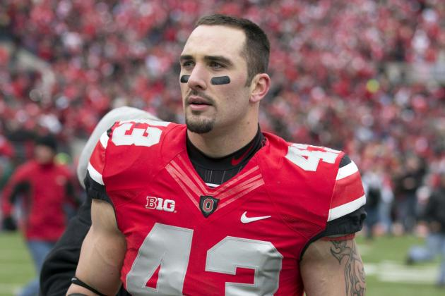 Ravens Worked out Ohio State Defensive End Nate Williams