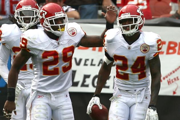 Kansas City Chiefs Defensive Backs Face a Big Challenge in 2013