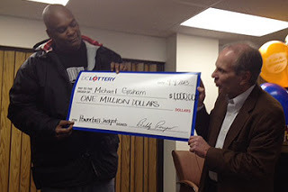 Ex-Hoya Wins $1M in D.C. Lottery