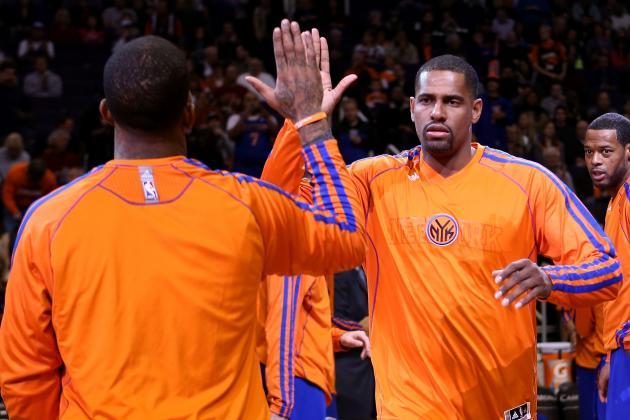 New York Knicks: Kurt Thomas Deserves Major Credit for Season-Saving Win Streak