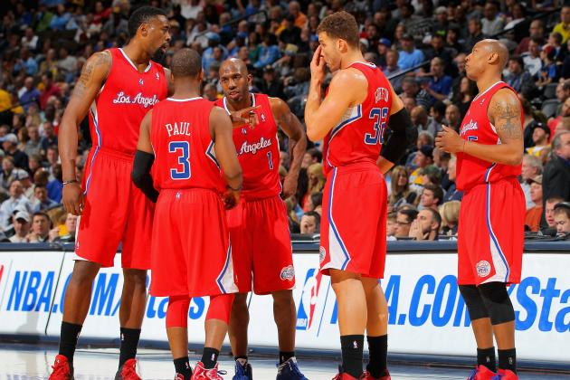 L.A. Clippers' Dream Season on Verge of Playoff Collapse