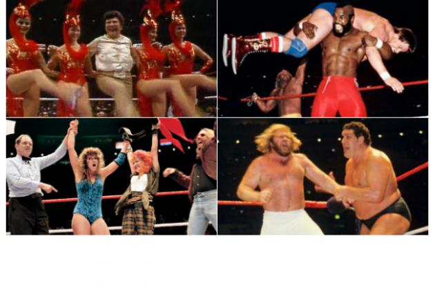 WrestleMania I: An Oral History