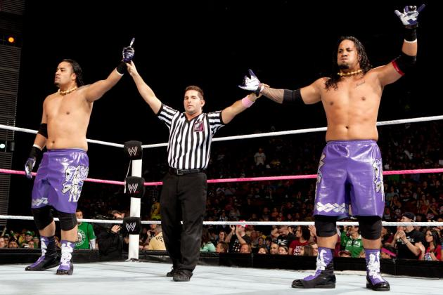WrestleMania 29 Should Spotlight WWE's Other Tag Teams