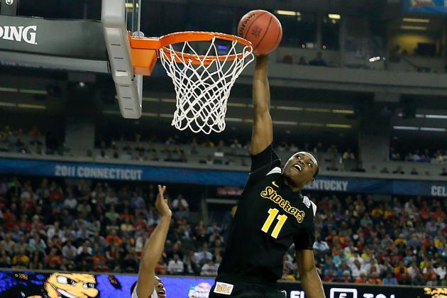 WICHST-LOUIS: (1st, 5:39) Dunk by Early - March Madness Video Hub