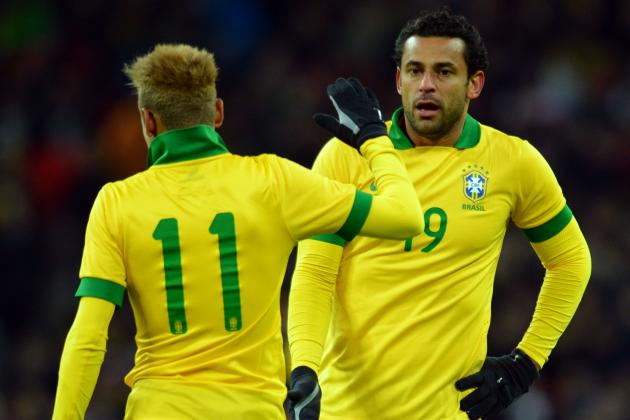 Bolivia vs. Brazil: Friendly Win Puts World Cup 2014 Host in Right Direction