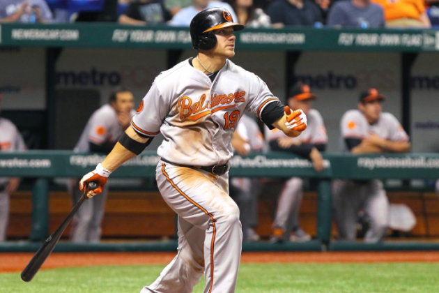 Can Orioles Slugger Chris Davis Become MLB's Next Jose Bautista?