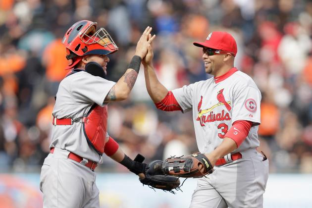 Cardinals 6, Giants 3