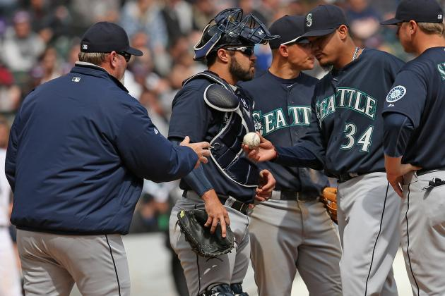 Felix, Mariners Fall to White Sox 4-3