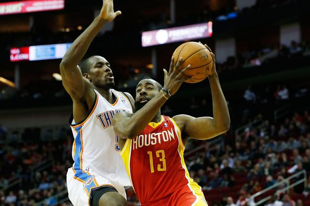 Who Will Fill the James Harden Void for Oklahoma City Thunder in Playoffs?