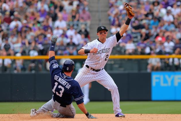 ESPN Gamecast: Padres vs. Rockies